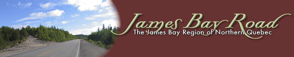 James Bay Road website